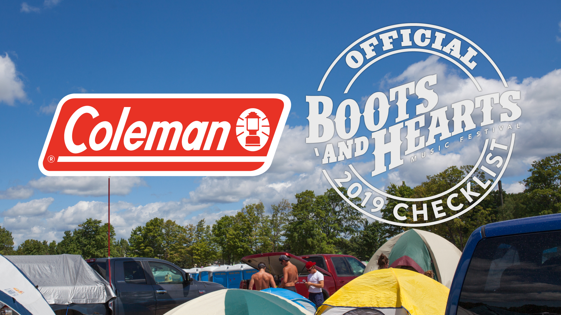 Boots & Hearts Ultimate Packing List By Coleman